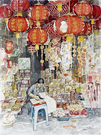 5 LETTER FROM HANOI Somboon Phoungdorkmai
