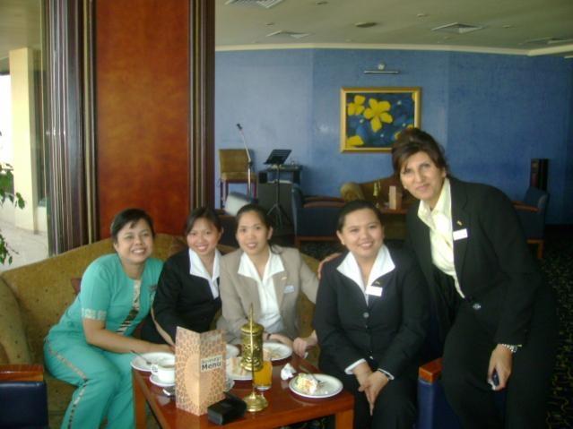 โรงแรมเรดิสันจัดงานเลี้ยงวันเกิดให้พนักงาน