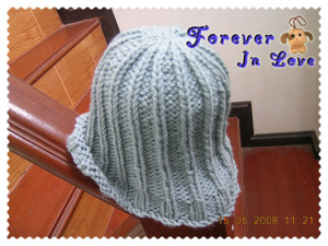 2in2 my knitting hat