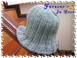 2 my knitting hat