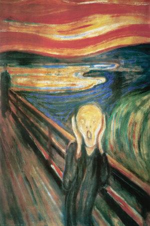40267~The Scream c 1893 Posters