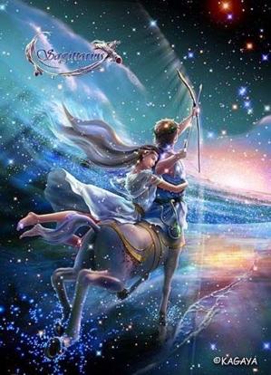 sagittarius ราศีกันต์