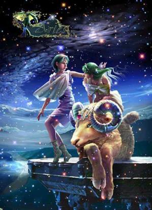 Zodiac Aries ราศีมังกร