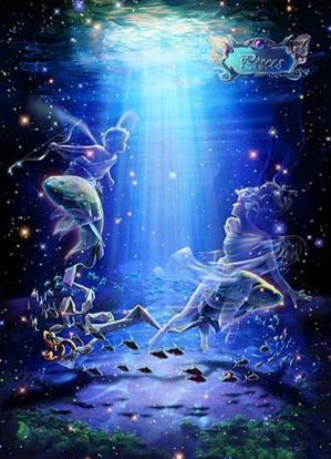 Zodiac Pisces ราศีมีน