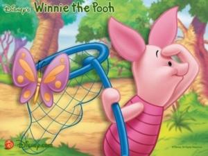 normal winnie the pooh piglet