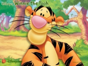 normal winnie the pooh tiger