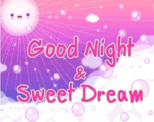 Goodnight&sweetdream