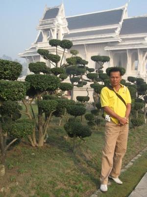 วัดไทยกุสินรา