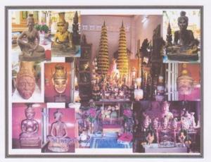 รูปบรมครูพ่อแก่ที่คนส่วนใหญ่บูชาโดยเฉพาะ นาฏศิลป์ดนตรีไทย ที่พระอาจารย์พิจารย์ วิจารโณ ท่านอัญเชิญมาอยู่ด้วยกันที่วัดโพธิผักไห่ มาฝากคะ แล้วจะนำกำหนดว