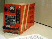 กล่องบันทึกการบิน Flight record หรือกล่องดำ