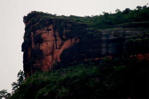 Pulungka  mountain Thailand