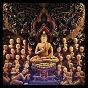 Buddha&followers
