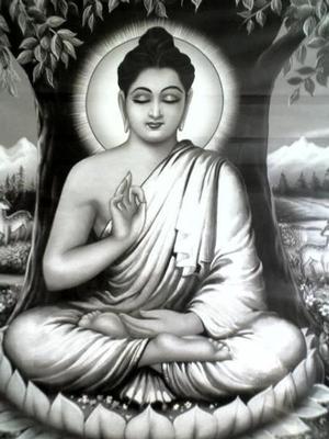 b4coloringbudddha