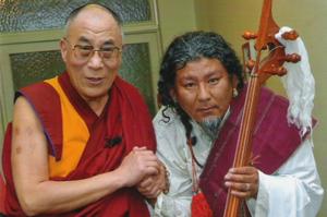 20060731 loten with dalai lama show