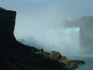 Maid of the mist,Niagara Falls