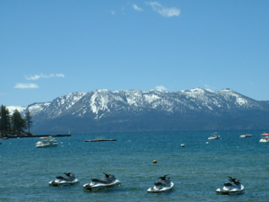 Lake Tahoe,California