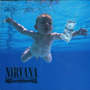 [AllCDCovers] nirvana nevermind 1991 retail cd front