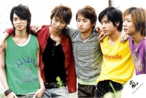 arashi daisuki ><