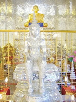นิพพานุสรณ์#นมัสการพระพุทธรูปศักดิ
