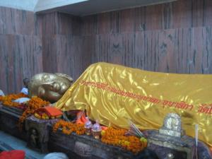 พระพุทธปรินิพพาน ในสาลวโนทยาน