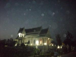 พระอุโบสถ วัดไทยกุสินารา