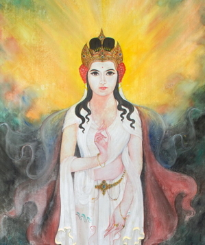 Srimaha Umah Devi