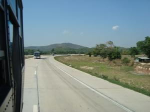 ข้างทางรถโดยสาร