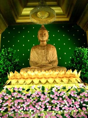 Daen Mahamongkol, Kanchanaburi, THAILAND; 01JAN2009 3