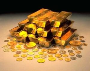 ทองคำแท่งเหรียญทองคำ