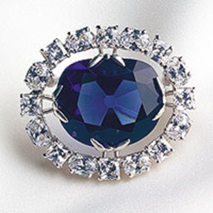 hope diamond ring