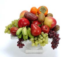 smoothie fruit assortment