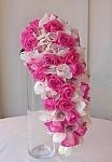 PINK-WHITE ROSES