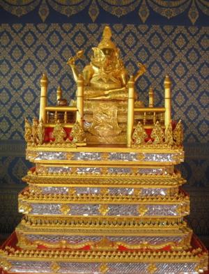 องค์พิฆเนศวรสีทอง (ในพิพิธภัณฑ์ 108 ปาง)