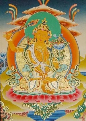 bodhisattva of wisdom