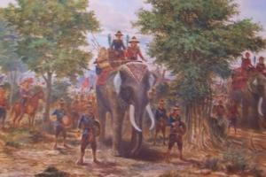 พระมหาอุปราชพม่า