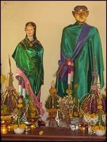 องค์พ่อพญานาคาธิบดีศรีสุทโธนาคราช องค์แม่นางพญานาคิณีศรีปทุมมา