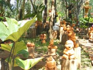 DSCF3617 สวนตุ๊กตาดินเผา