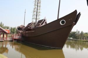 โบราณบอกไปไหน ให้ดูตาม้า ตาเรือ นี่ละตาเรือ