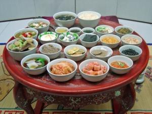 Korean food Hanjungsik 01