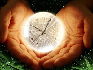 palms clock