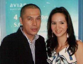 หมอแซม กับ น้องแนน ตอนร่วมงานกับ อาวียอง