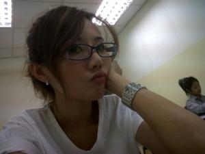 นั่งเรียนภาษาจีน