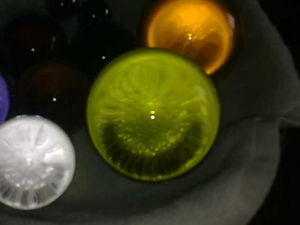 ลูกแก้วลูกนี้รักมากๆสีเหลืองเปลือกมะนาวค่ะ