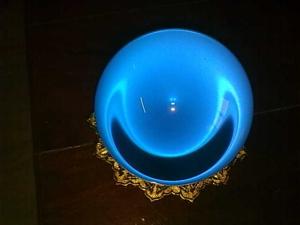 อีกหนึ่งอิริยาบท ของลูกแก้วสีฟ้า