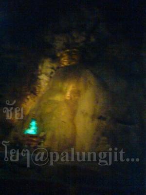 ด้านในถ้ำชั้น2