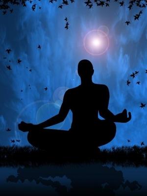 bigstockphoto Man Meditation