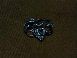 แหวนสาริกา และการิกาคู่เก่า