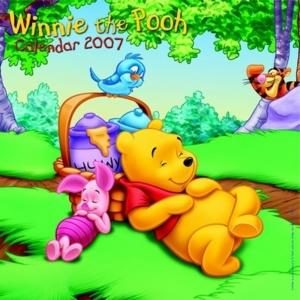 365 calendars 2006 winnie the pooh calendar