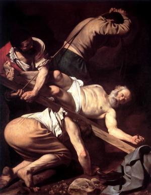 พระเยซูและนักบุญปีเตอร์