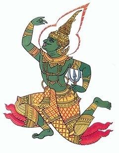 240px God Indra